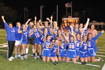 girls lacrosse district champs