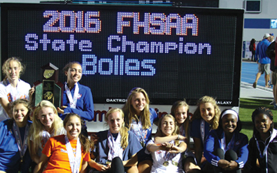 girls track state champs